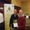 Brendan Tobin Presented with a Photo